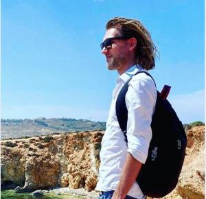 Ricco Mortensen - kigger udover Malta