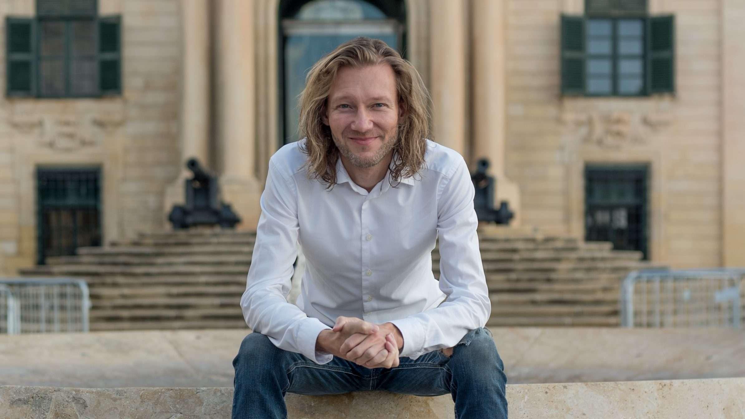 Ricco Mortensen - Ricco på Malta